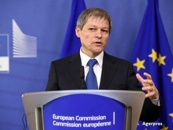 Ciolos: De mai bine de cinci ani, Romaniei ii este negat accesul la Schengen din motive politice, total depasite de realitati