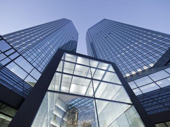 Actiunile Deutsche Bank isi continua scaderea, in urma esuarii negocierilor pentru un acord in privinta anchetei din SUA