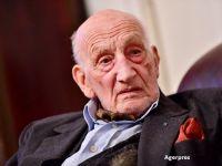 A murit istoricul și filosoful Neagu Djuvara. Avea 101 ani
