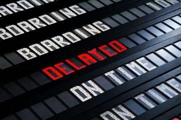 Blue Air anunta intarzieri de 800 de minute pe cursele cu plecare din Bucuresti si acuza infrastructura nefunctionala a Aeroportului Otopeni
