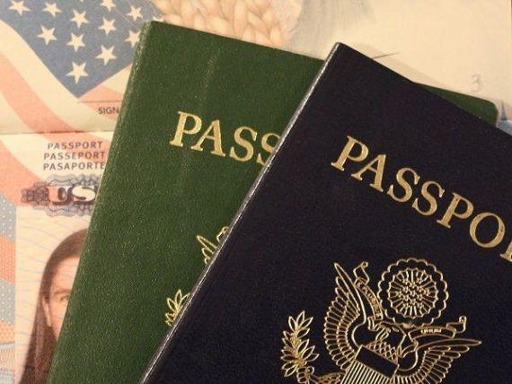 Europarlamentarii cer CE sa impuna introducerea vizelor pentru cetatenii americani, daca SUA nu liberalizeaza accesul pentru cinci state europene, inclusiv Romania
