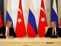 Rusia si Turcia reiau discutiile privind constructia Turkish Stream. Gazoductul ar urma sa alimenteze Europa cu gaze rusesti, ocolind Ucraina