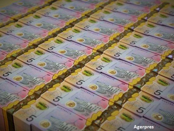 Australia a lansat prima bancnota tactila, destinata nevazatorilor