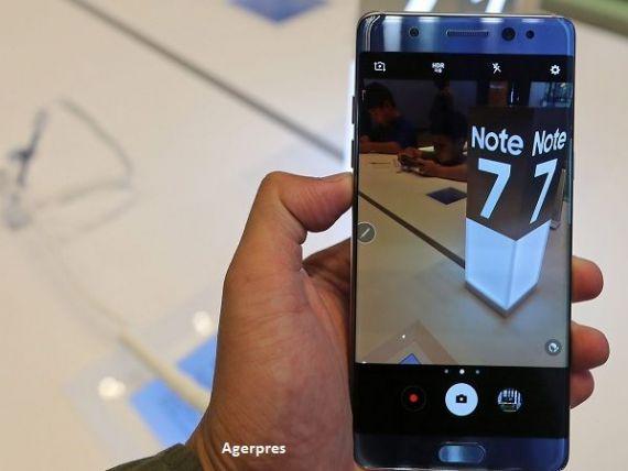 Samsung estimeaza o scadere a profitului cu 3 mld. dolari, dupa oprirea productiei Galaxy Note 7