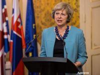 """Londra nu va activa in acest an mecanismul de iesire din UE. Theresa May: Marea Britanie va fi """"lider mondial al liberului schimb"""", dupa Brexit"""