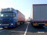 Transportatorii amenință cu proteste de amploare în București și marile orașe, față de piraterie și evaziunea fiscală din domeniu