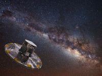 Astronomii au intocmit o harta a Caii Lactee de o precizie fara precedent, care cuprinde 1.142 milioane de stele