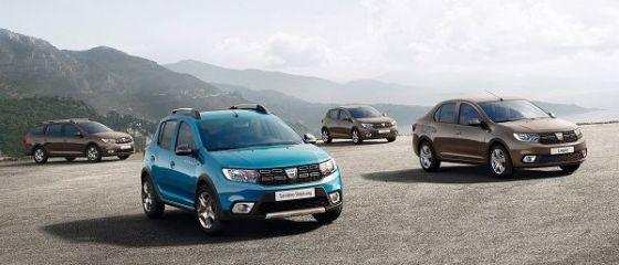 Crestere record a vanzarilor Dacia in Marea Britanie, in septembrie. Ce masini prefera englezii