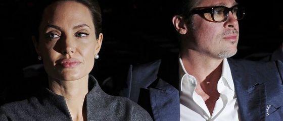 Cum va imparti cuplul Jolie-Pitt, in urma divortului, una dintre cele mai mari averi de la Hollywood