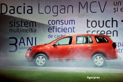 Renault muta productia modelului Logan MCV din Romania in Maroc, din 2017, ca sa faca loc pentru constructia mai multor masini Duster la Mioveni