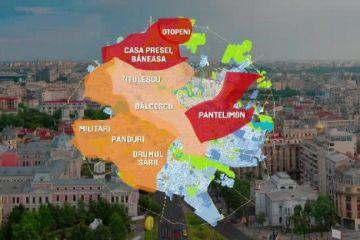 Noua harta seismica a Capitalei. Care sunt cartierele cele mai expuse in cazul unui cutremur major