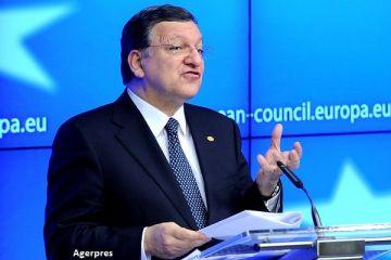 Scandal la varful UE. José Manuel Barroso ar fi acceptat propuneri privind schimbari in politicile UE de la Goldman Sachs. Fostul sef al CE lucreaza acum in banca
