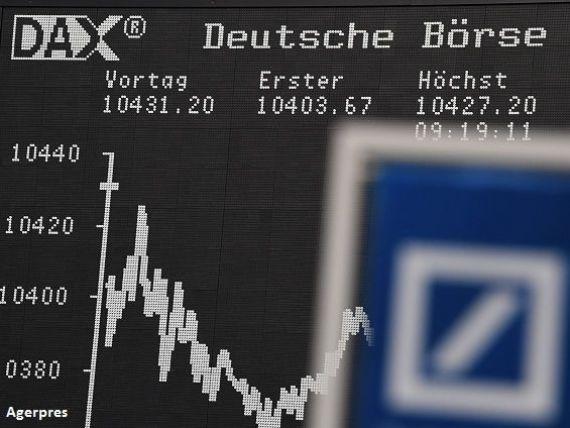 Deutsche Bank a ajuns la o intelegere cu autoritatile americane. Gigantul german plateste 9,5 mil. dolari pentru inchiderea investigatiei care a generat prabusirea pe bursa