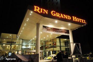 Perchezitii la Rin Grand Hotel, detinut de fratii Ionut si Robert Negoita, intr-un dosar de evaziune fiscala cu un prejudiciu de 5 mil. euro