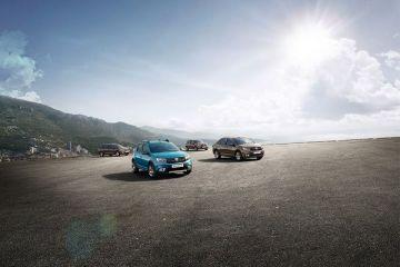 Dacia a prezentat, la Paris, noile modele Logan si Sandero. Compania anunta vanzari record la opt luni