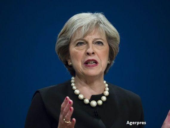 Theresa May spulberă și ultimele speranțe ale celor care vor Marea Britanie în UE: Nu va exista un al doilea referendum pentru Brexit!