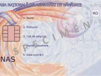Cardul de sanatate va fi desfiintat, iar cartile de identitate, inlocuite cu carti electronice. Anuntul facut de CNAS