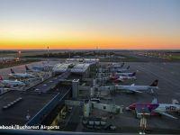 Bucurestiul, pe locul 4 in Europa la cresterea traficului aerian pe cele doua aeroporturi. Oradea, locul 1 la categoria sub 5 mil. pasageri