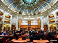 OUG 14, care abroga ordonanta 13, de modificare a codurilor penale, aprobata in unanimitate de Senat
