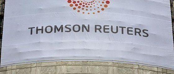 Fondul american de investiţii Blackstone vrea să preia o parte a grupului Thomson Reuters