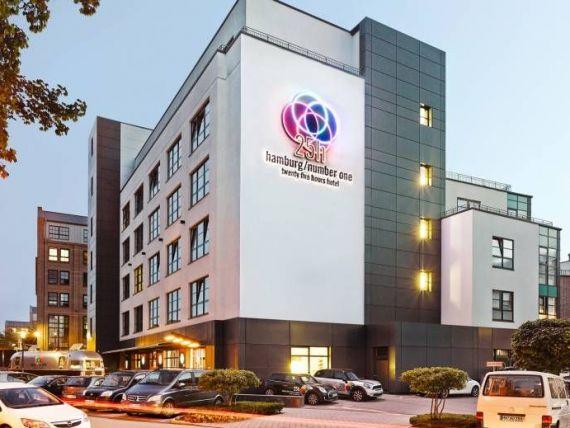 Accor Hotels, cel mai mare grup hotelier european, preia 30% in lantul german 25hours, extinzandu-se astfel pe piata hotelurilor de tip  boutique