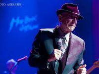 A murit cantaretul si scriitorul canadian Leonard Cohen