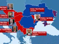 Romania, intr-o situatie complicata dupa alegerile din R. Moldova si Bulgaria.  Presedintii pro-rusi incep sa se inmulteasca