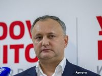 Nouă înregistrare cu Igor Dodon:  Acord secret  cu Rusia pentru  federalizarea  Moldovei