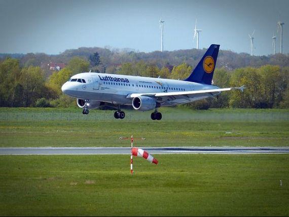 Topul companiilor aeriene din Europa. Lufthansa a redevenit numărul 1 anul trecut, după ce fusese detronată de Ryanair în 2016