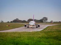 """Ancheta la Targu Mures, dupa ce Wizz Air si-a suspendat toate cursele de pe aeroportul """"Transilvania"""""""