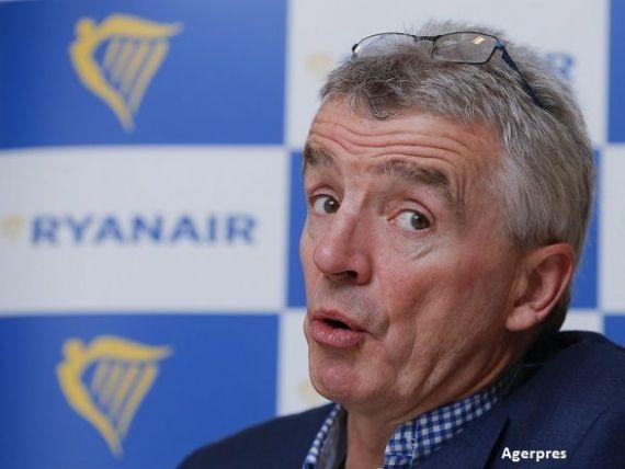 Seful Ryanair vrea sa revolutioneze transportul cu avionul. Compania promite bilete gratuite pe zborurile sale