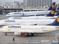 Situatia ramane tensionata la Lufthansa. Greva a produs pierderi de 10 mil. euro/zi. Pilotii ameninta cu noi proteste