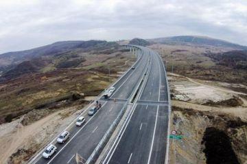 Niciun kilometru de autostrada inaugurat in Romania, in 2016