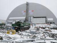 Ucraina a inaugurat domul de otel amplasat peste reactorul de la Cernobil. Constructia a durat 7 ani si a costat 1.5 mld. de euro