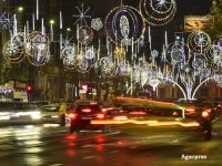 Bucurestiul, pe locul 3 in topul celor mai frumoase capitale europene de sarbatori. Cine ocupa primele doua pozitii