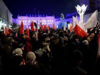 Criza politica din Polonia a intrat in a patra zi