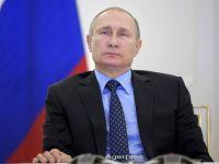 Putin anunta incetarea focului in Siria si reducerea prezentei militare rusesti