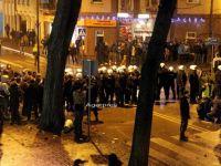 Proteste violente in Polonia dupa ce un tanar a fost injunghiat mortal de patru imigranti