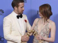 GLOBURILE DE AUR 2017.  La La Land , cel mai premiat film din istoria galei, cu 7 trofee. Lista completa a castigatorilo