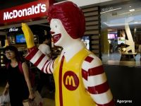 Restaurantele McDonald rsquo;s din China si Hong Kong, preluate de Citic Limited si Carlyle Group, pentru 2 mld. dolari
