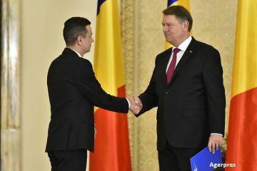 Presedintele l-a chemat pe premierul Grindeanu la Cotroceni pentru a discuta despre bugetul pe 2017:  Exista multe ingrijorari