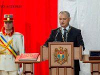 Igor Dodon cere revocarea ambasadorului Rep.Moldova in Romania, furios pe o declaratie a diplomatului despre Traian Basescu