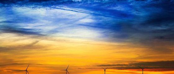 Circula cu  viteza vantului . Premiera mondiala: tara europeana in care trenurile sunt alimentate exclusiv cu energie eoliana, de la 1 ianuarie