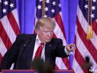 """Trump provoaca din nou indignare, cu cateva zile inainte de a-si prelua mandatul: """"Voi fi cel mai mare creator de locuri de munca pe care Dumnezeu l-a creat"""""""