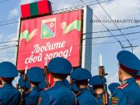 Transnistria ar putea fi recunoscuta oficial ca stat de Kremlin. Noul  presedinte  de la Tiraspol cere protectia armatei ruse