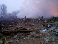 Un avion Boeing 747 turcesc s-a prabusit in Kargazstan, peste case: cel putin 36 de morti