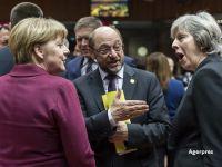 """Marea Britanie se desparte de Europa printr-un """"divort dur"""". Regatul se va retrage de pe piata unica, din uniunea vamala si din Curtea de Justitiea UE, in schimbul controlului asupra imigratiei"""