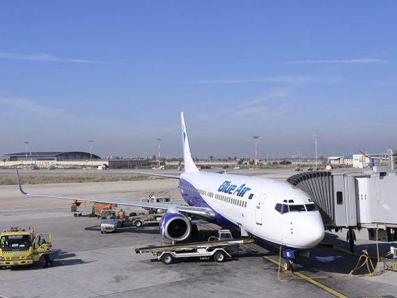 Blue Air zboara catre Tel Aviv, incepand de luni, cu o frecventa de trei curse pe saptamana