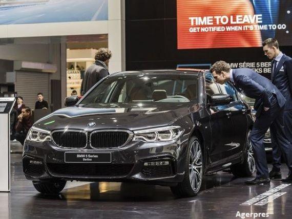 BMW il sfideaza pe presedintele ales. Nemtii isi mentin planurile de a deschide o fabrica in Mexic, in ciuda amenintarilor lui Trump