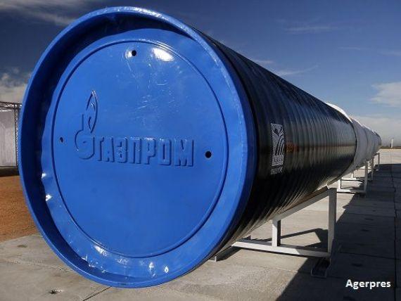Gazprom a finalizat secțiunea din Marea Neagră a conductei TurkStream, care va aduce gazele din Rusia în Turcia